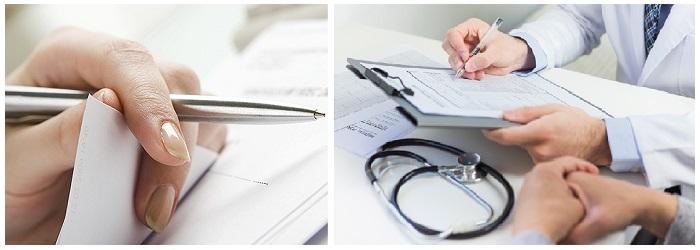 Derecho de petición para salud